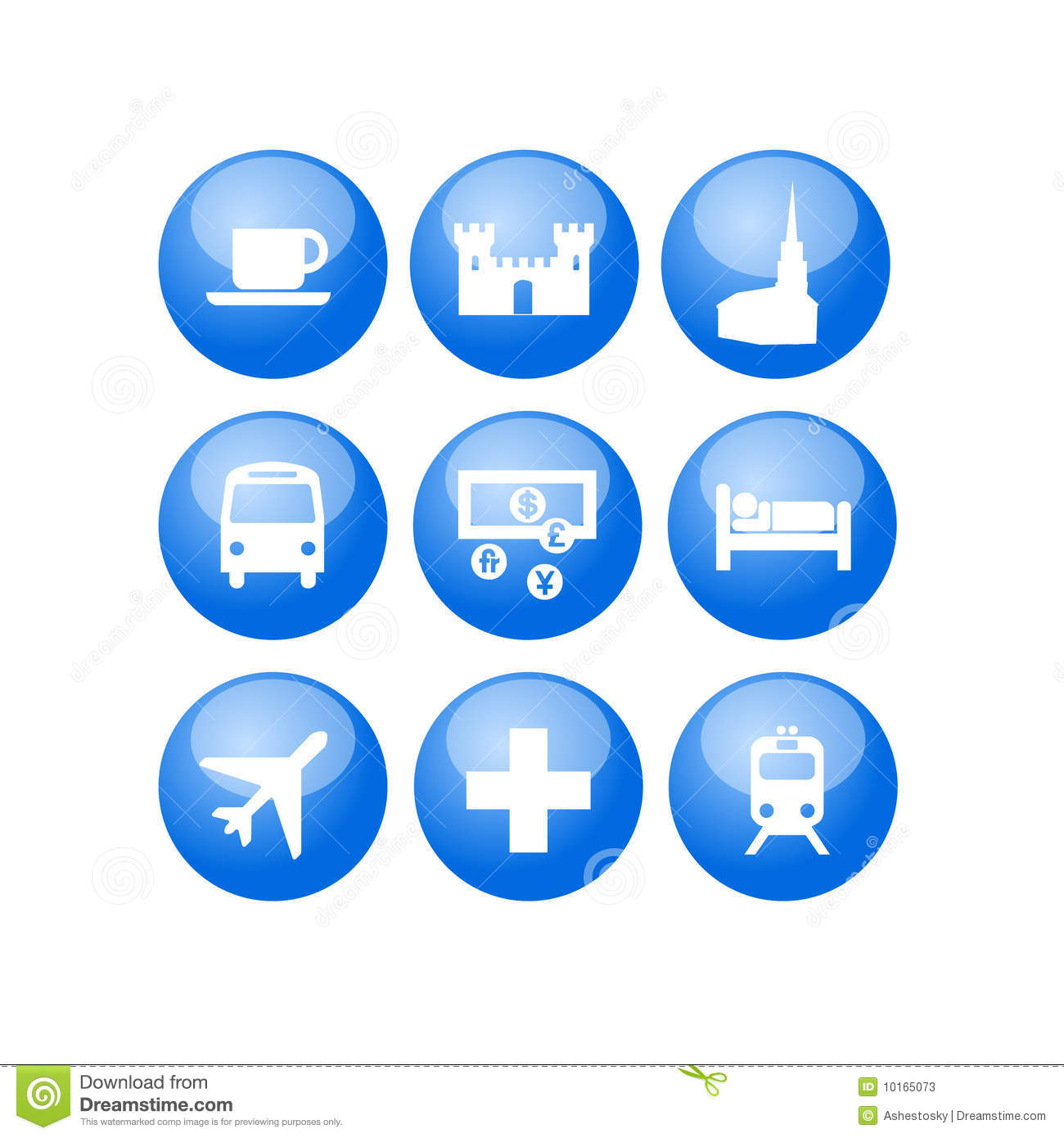 Travel Map Guide Utility Icons Stock Vector Illustration Of - Travel mapping software
