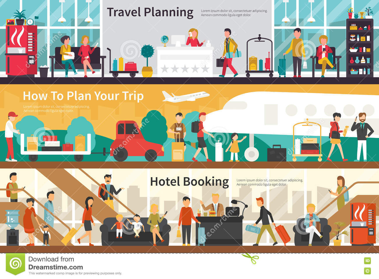 travel planning how to plan your trip hotel booking flat interior travel planning how to plan your trip hotel booking flat interior outdoor concept web