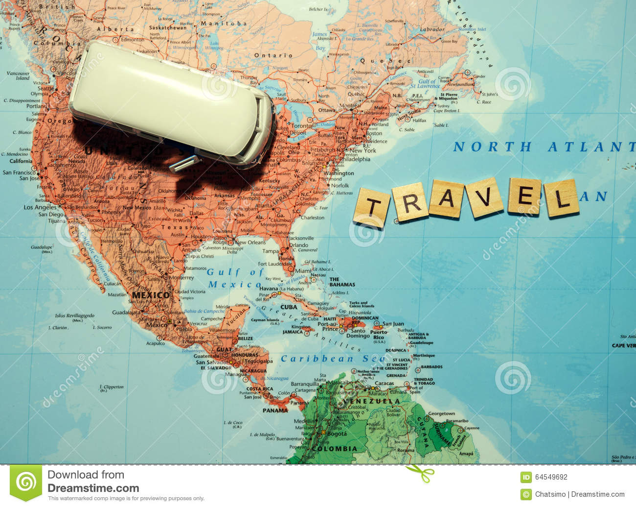 Travel Planning On Map Background Photo Image 64549692 – Travel Planning Map