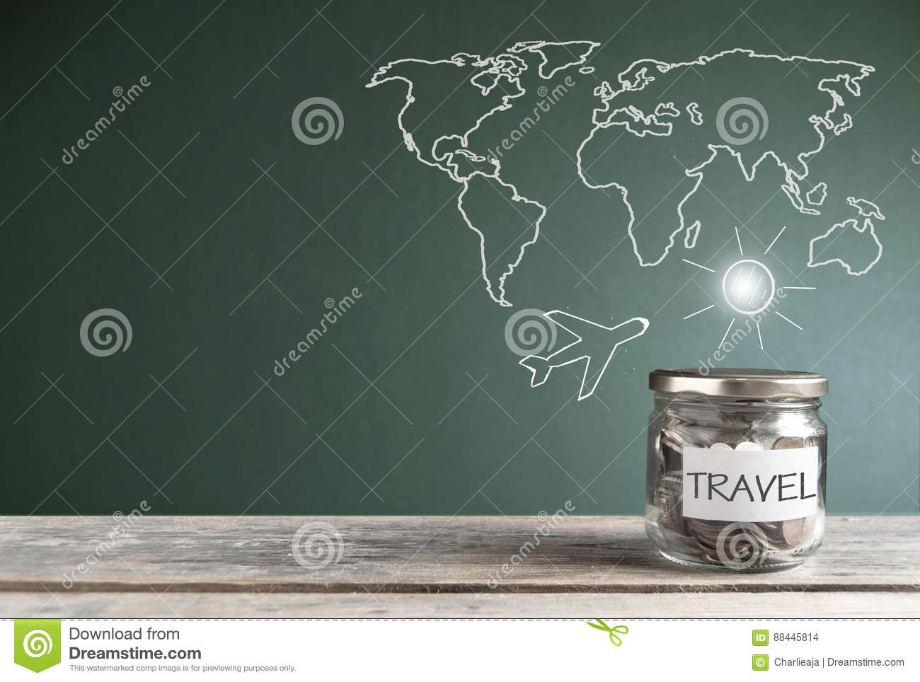 Travel plans background stock photo image of vacation 88445814 royalty free stock photo gumiabroncs Gallery