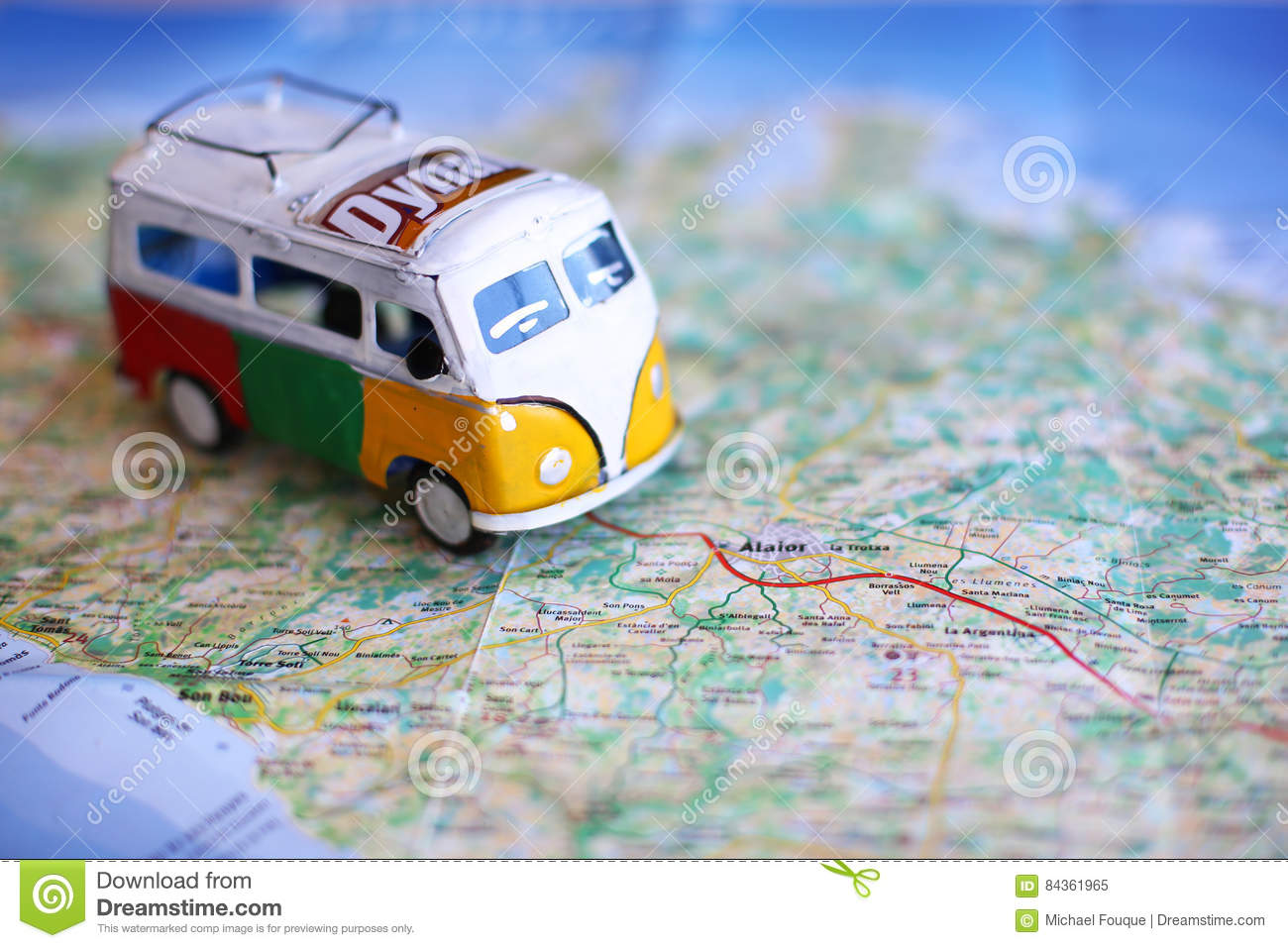 Travel on the road