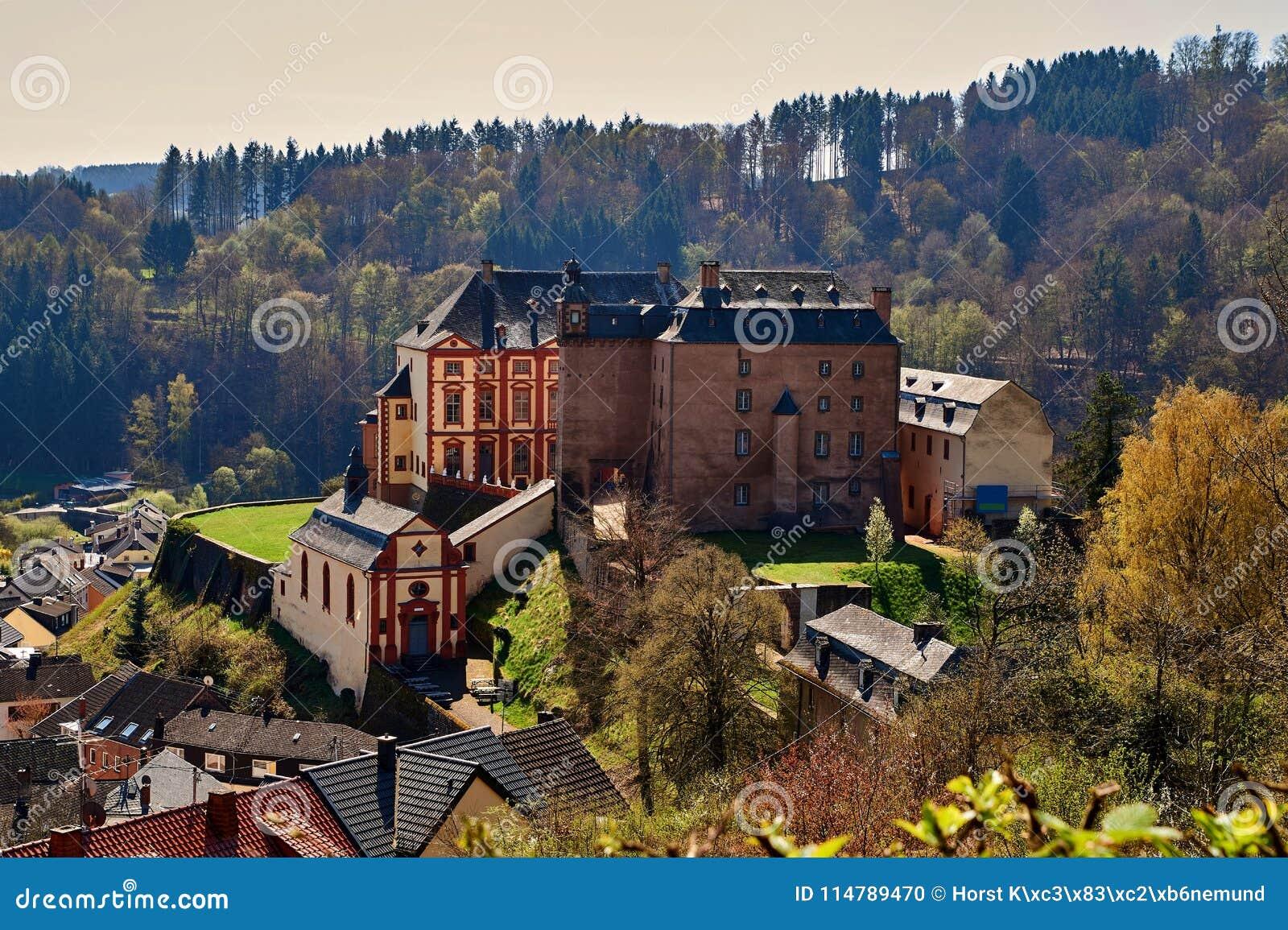 Strichmädchen aus Kyllburg