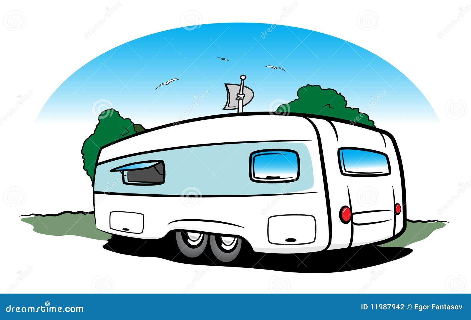 Camper Stock Illustrations – 2,783 Camper Stock Illustrations ...