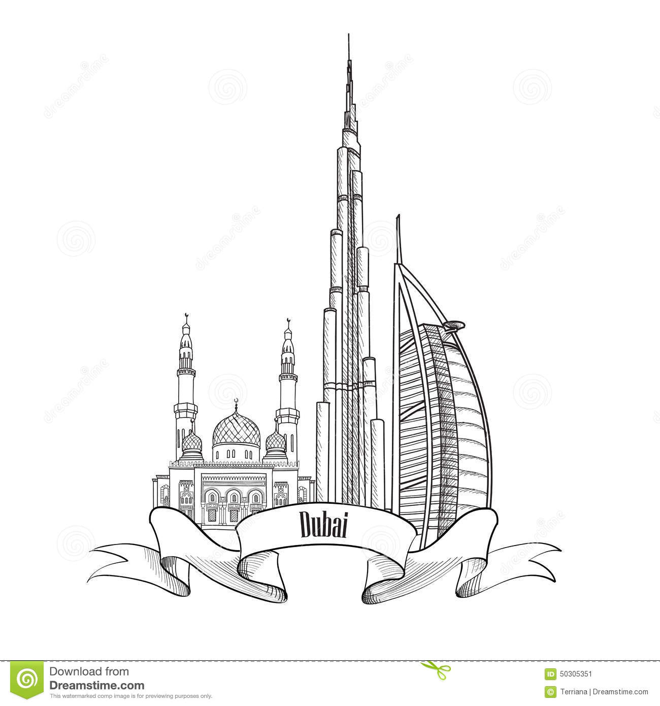 Stock Illustration Travel Uae Architectural Sign Dubai City Label Famous Buildings Sketch Symbol Landmarks Image50305351 additionally Christian cross variants as well Depressing Drawings further Making The Most Of Summertime additionally Statue Of Liberty Coloring Pages. on city illustration