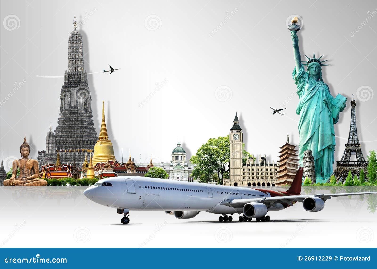 Travel the world stock image. Image of international ...
