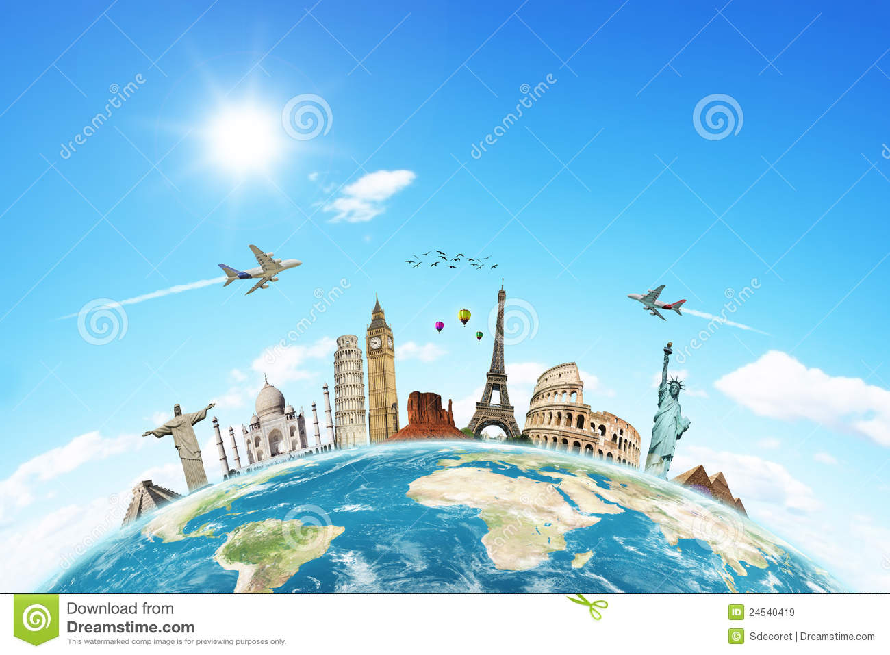 Sky Travel Agency Usa