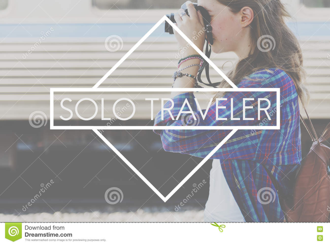 Traveler Travel Trip Journey Style Concept