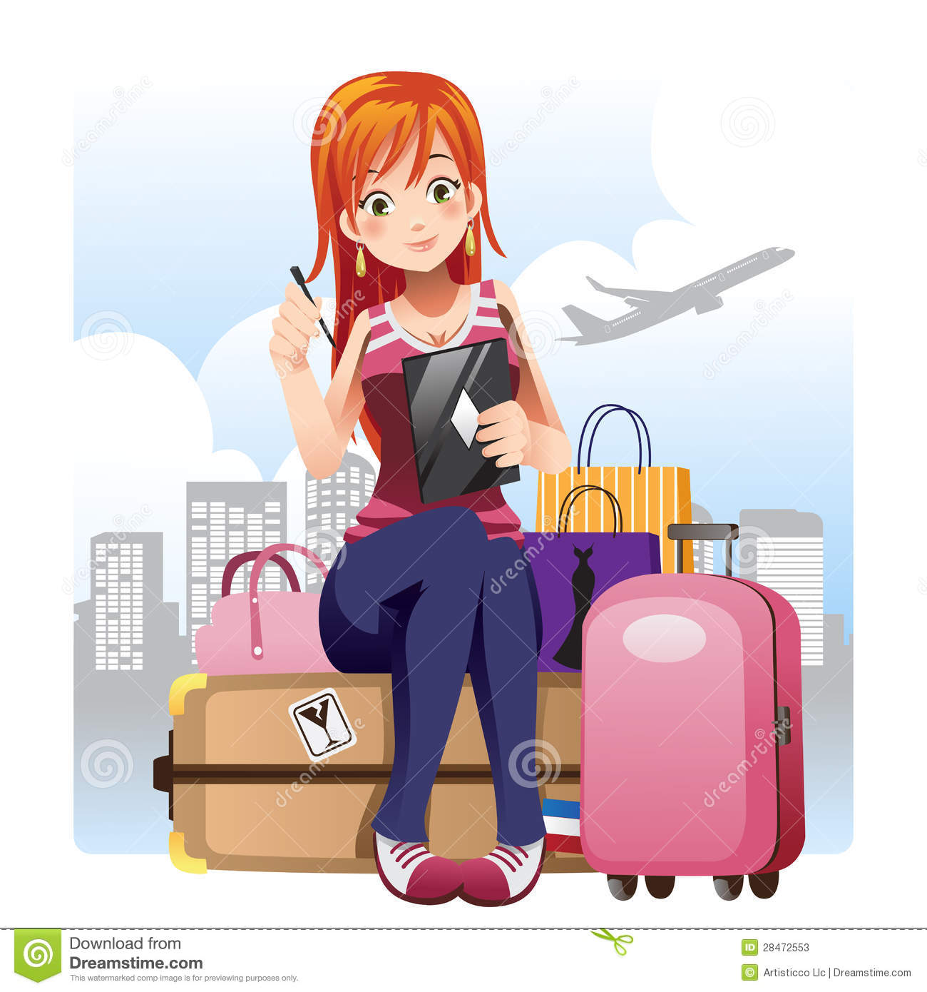 how to travel if youre a girl