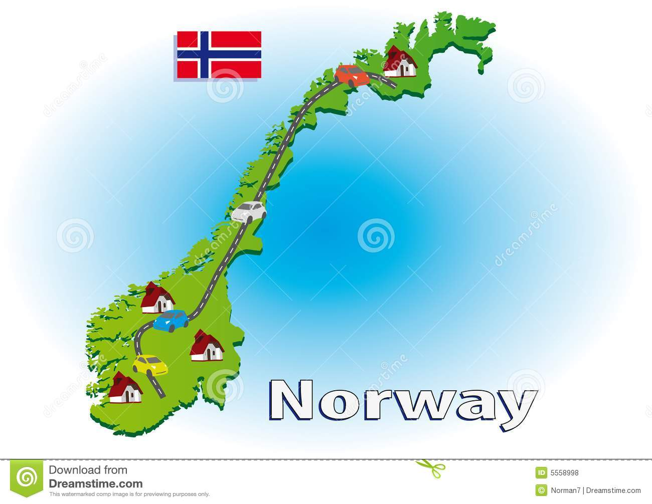 free chat norway time