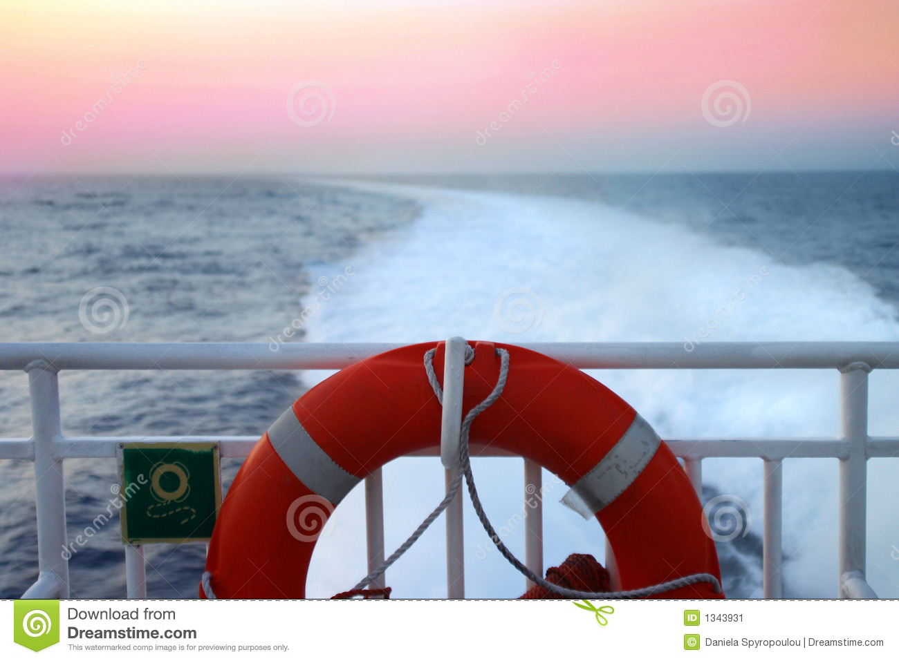 Travelling by sea