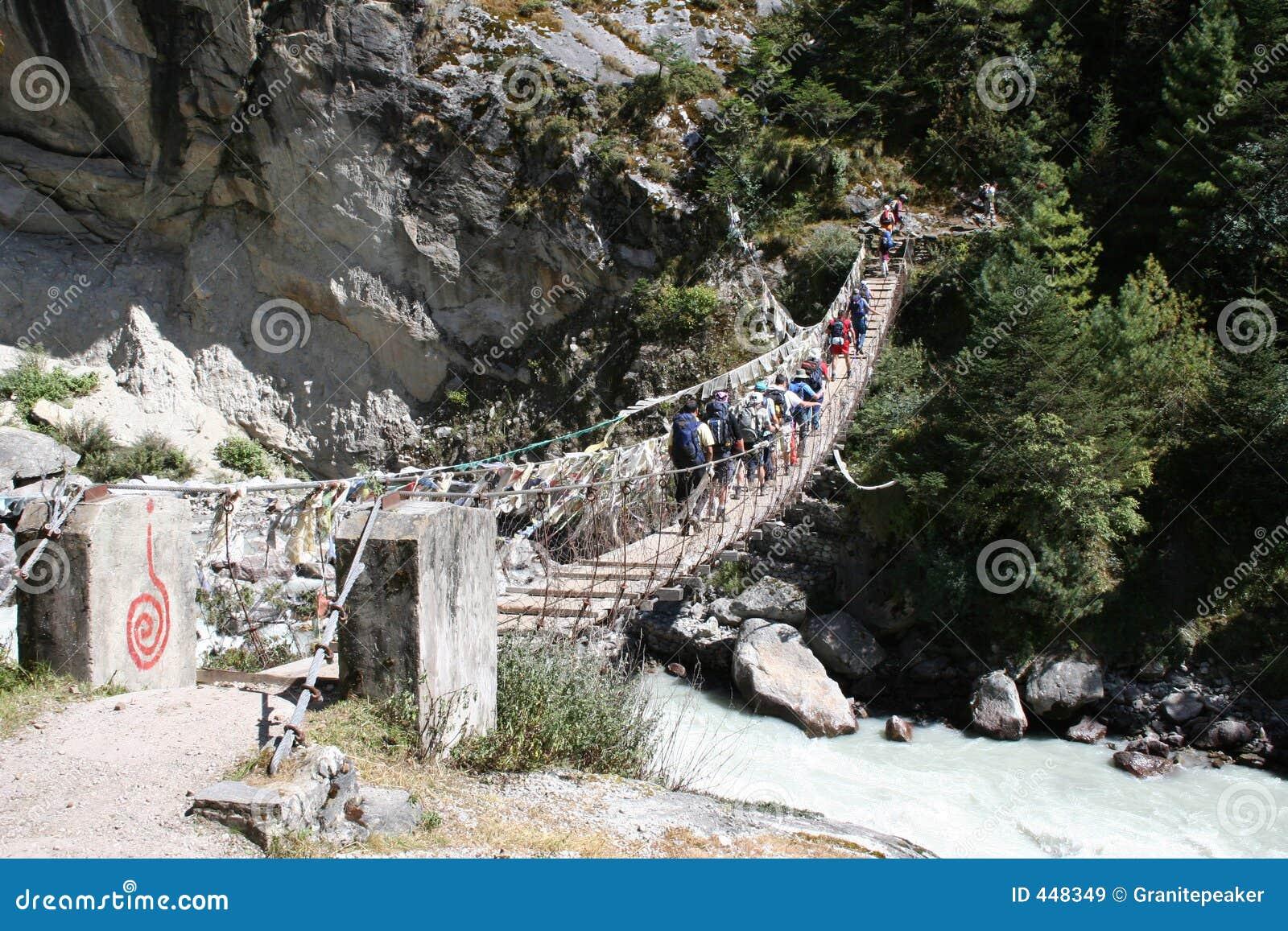 Travesía del puente