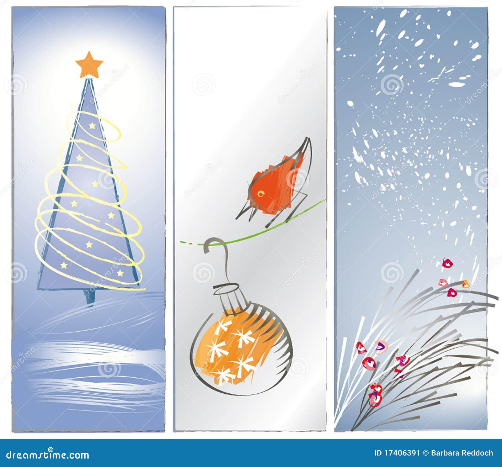 Immagini Natale Zen.Tre Ambiti Di Provenienza O Bandiere Di Natale Di Zen Illustrazione Vettoriale Illustrazione Di Dissipato Pino 17406391