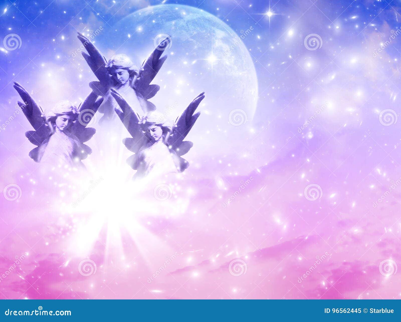 Ben noto Angeli foto stock - Iscriviti Gratis XP11