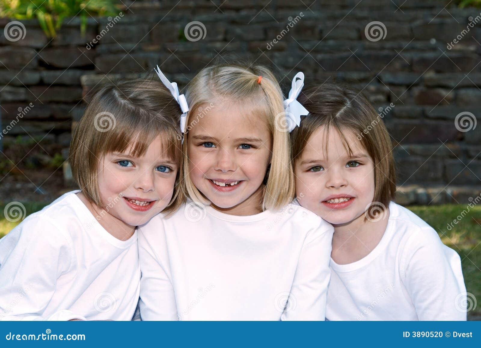 Tre ragazze