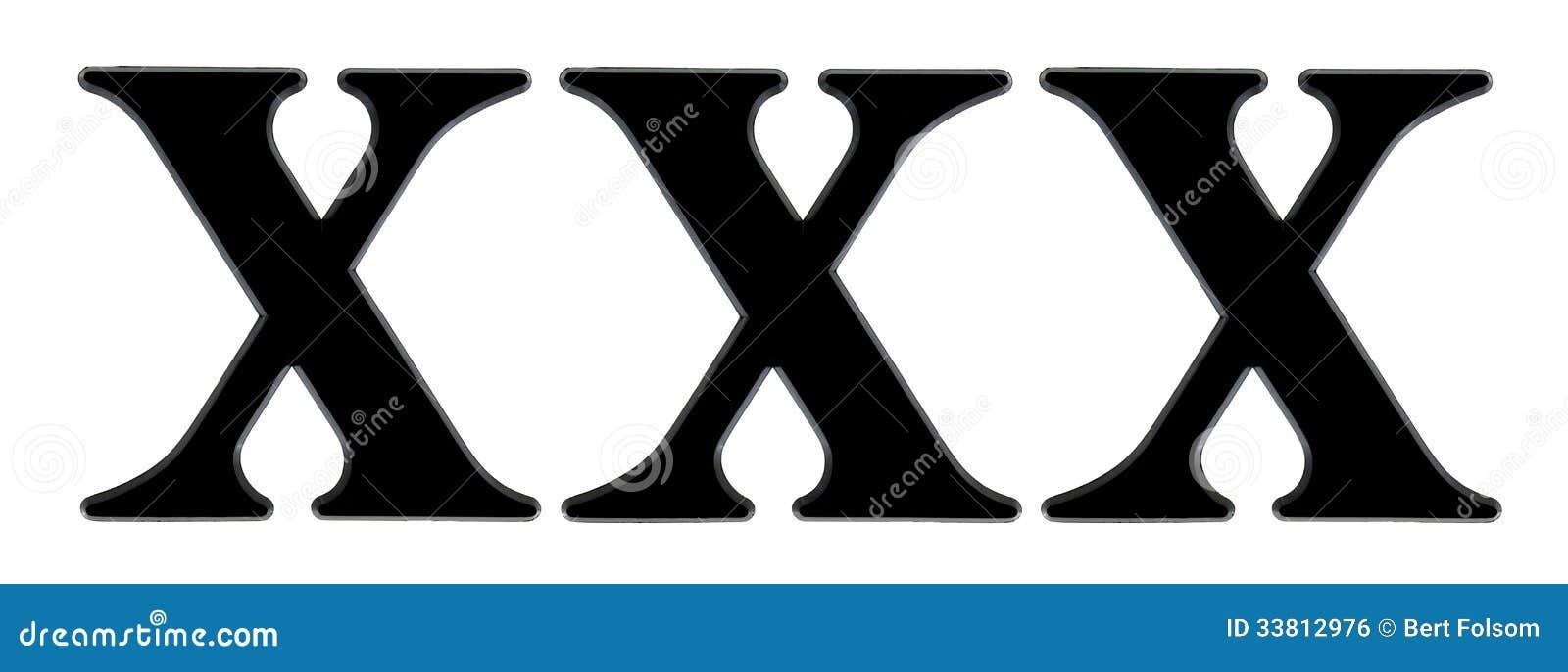 tre bokstäver i rad