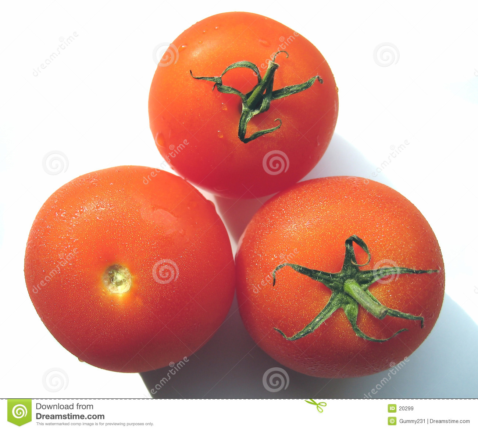 Tre tomater