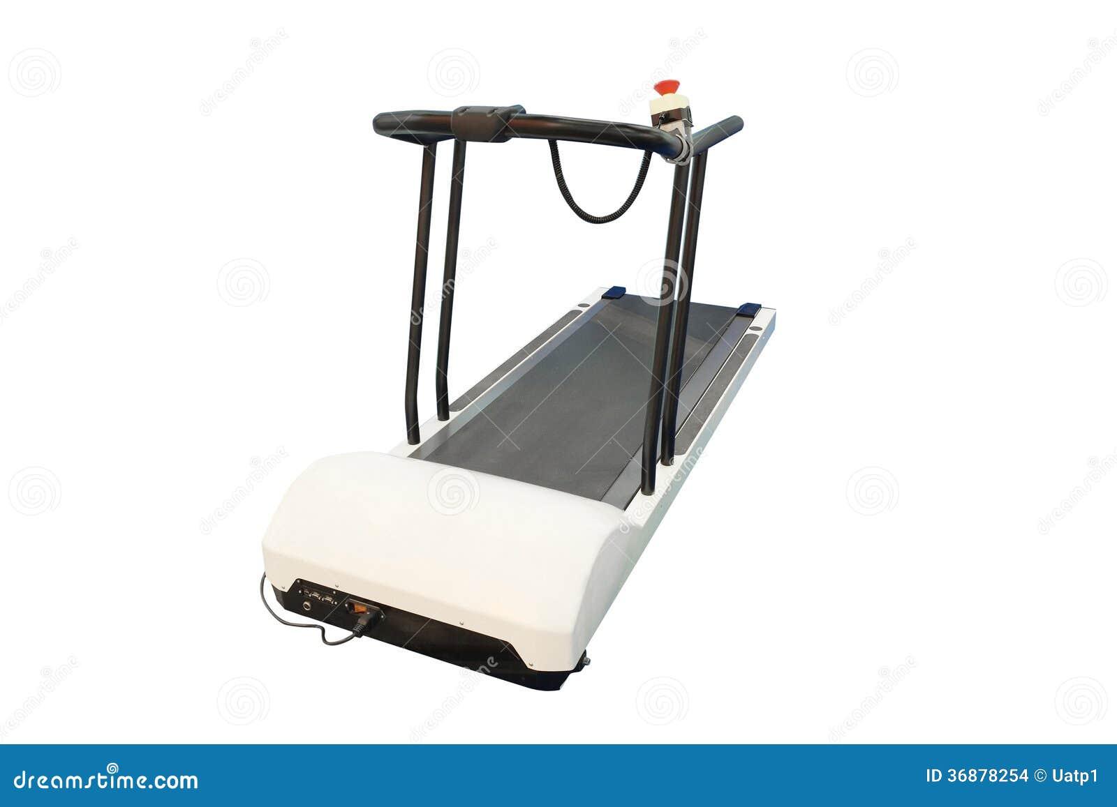 Download Treadmill fotografia stock. Immagine di background, apparecchio - 36878254
