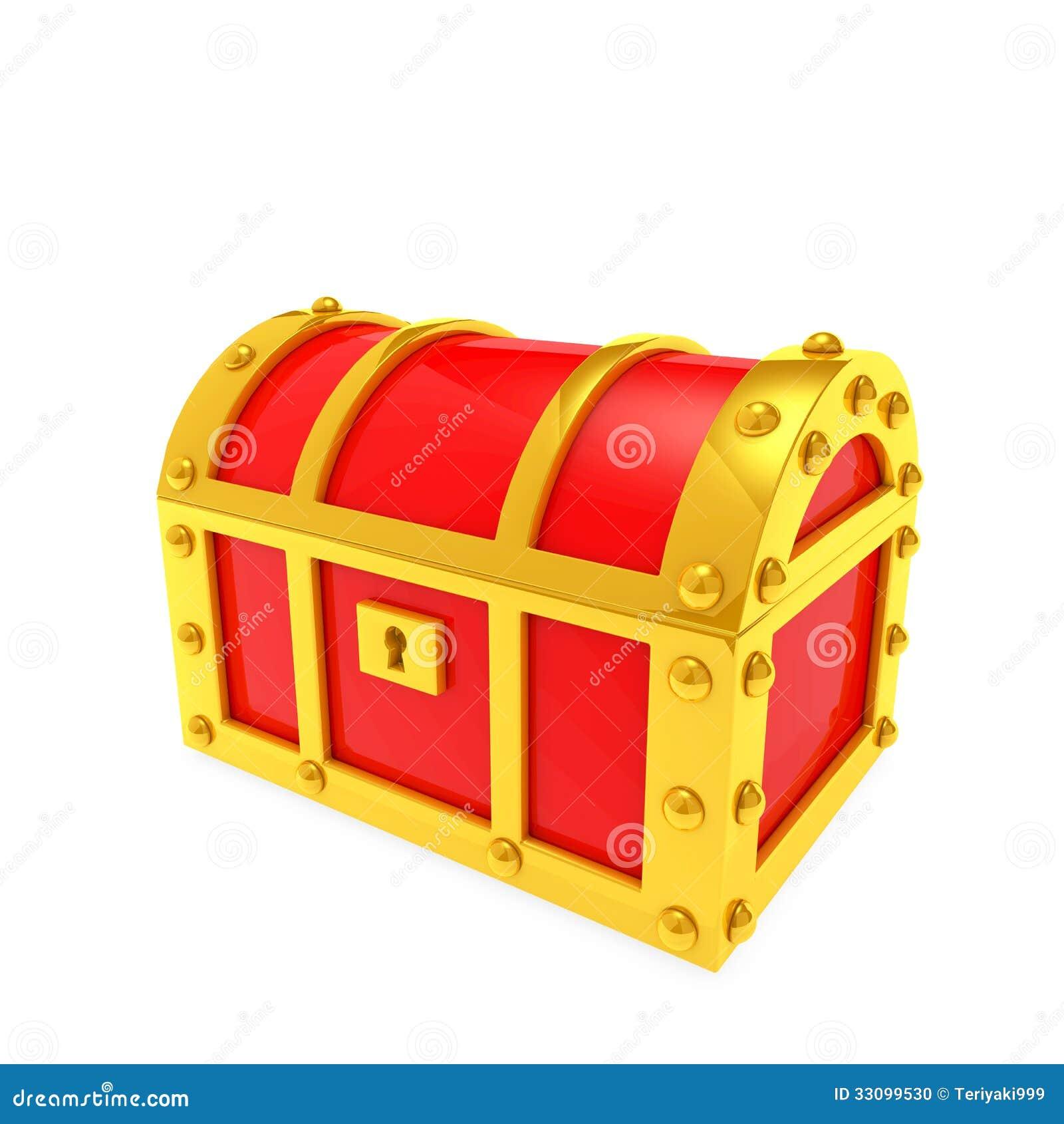 treasure chest clip art