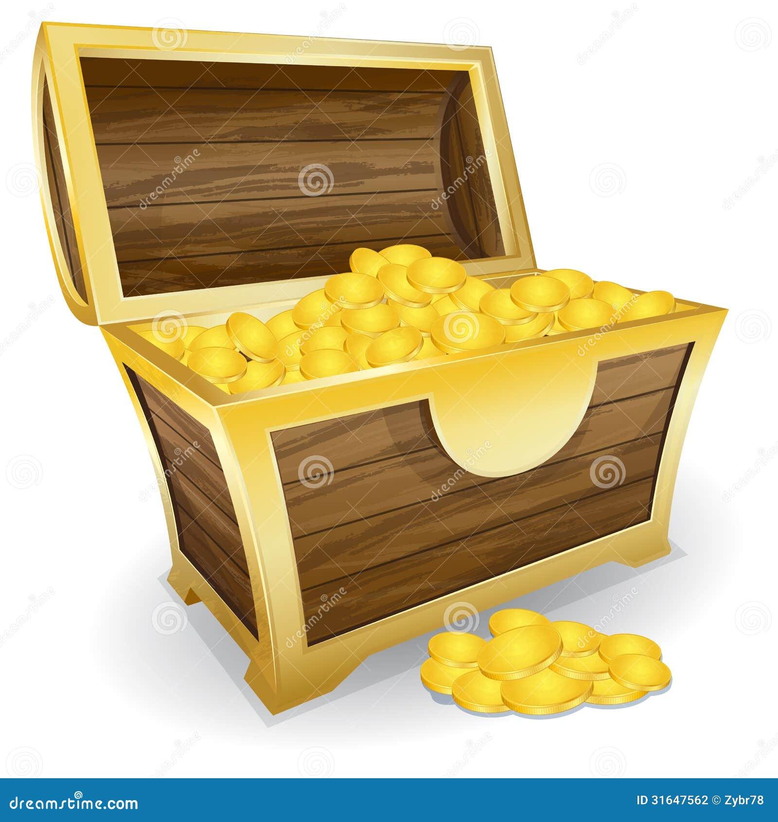 Treasure Chest Stock Photography - Image: 31647562