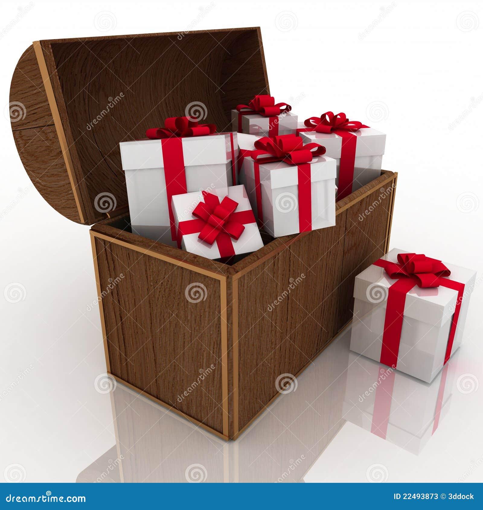 Gifts of Treasure