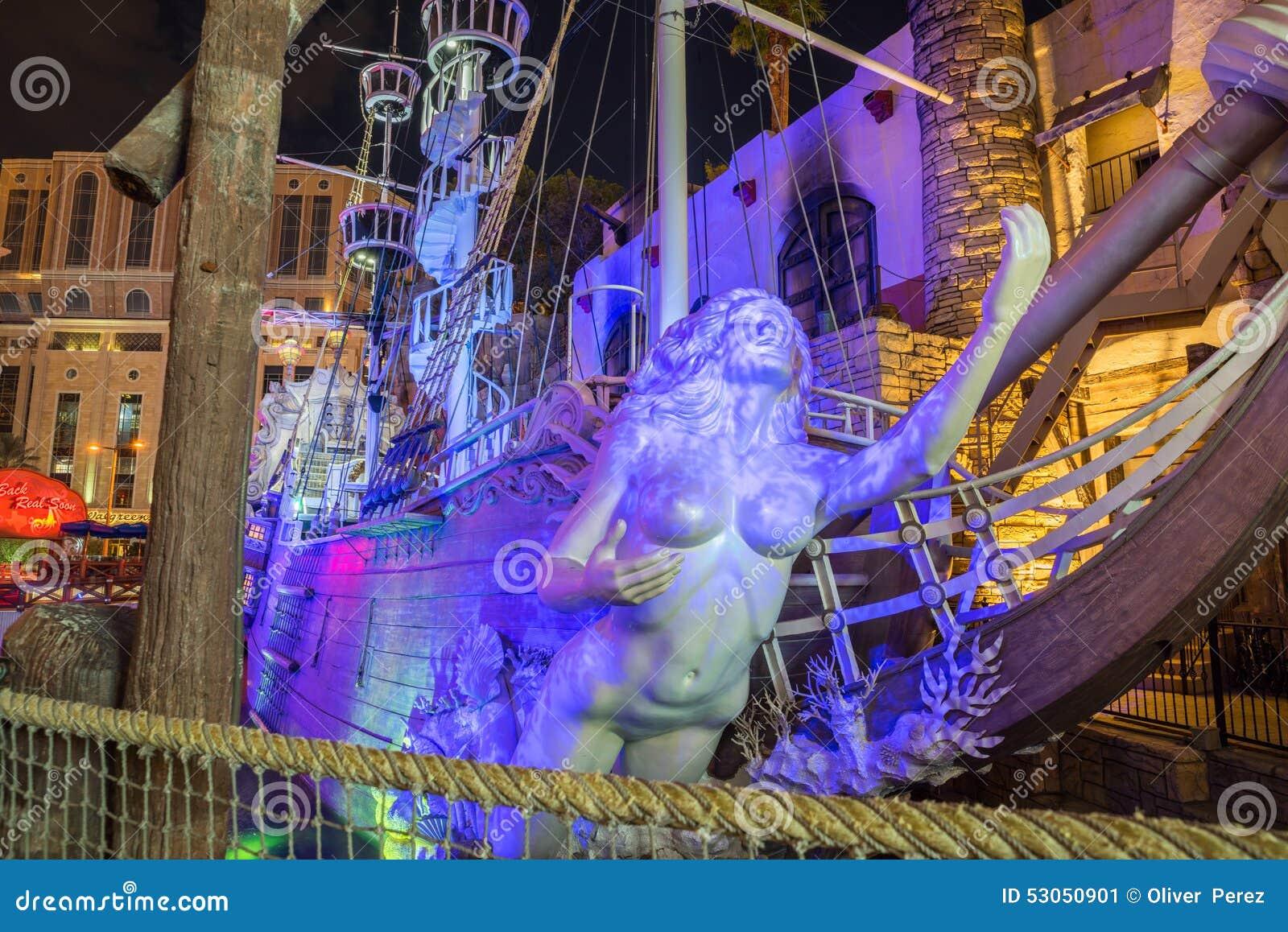 Treasure Island Las Vegas Pirate Ships