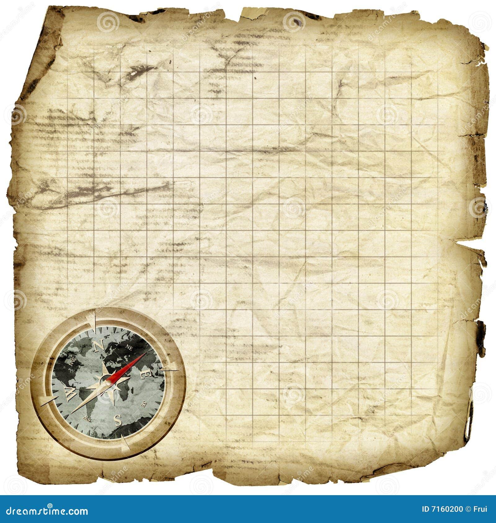 Treasure Map Stock Illustration Of Guidance
