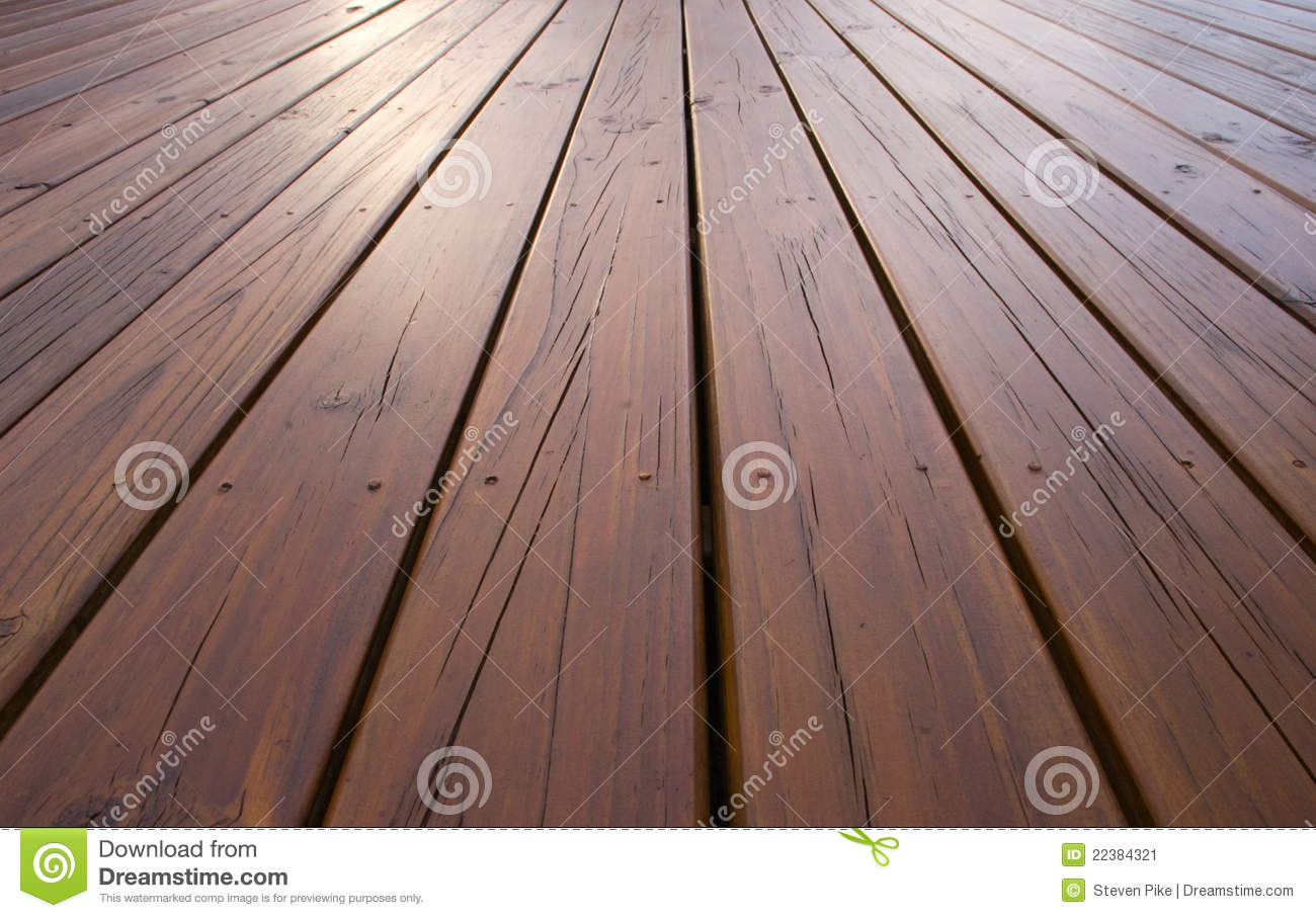 Treated pine decking stock image image of varnish for 6 metre lengths of decking