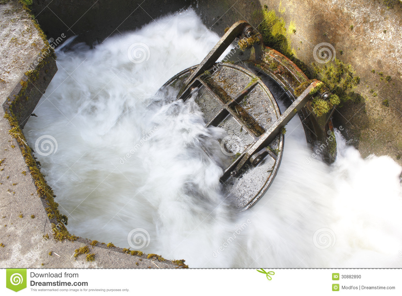 Treated water Discharge