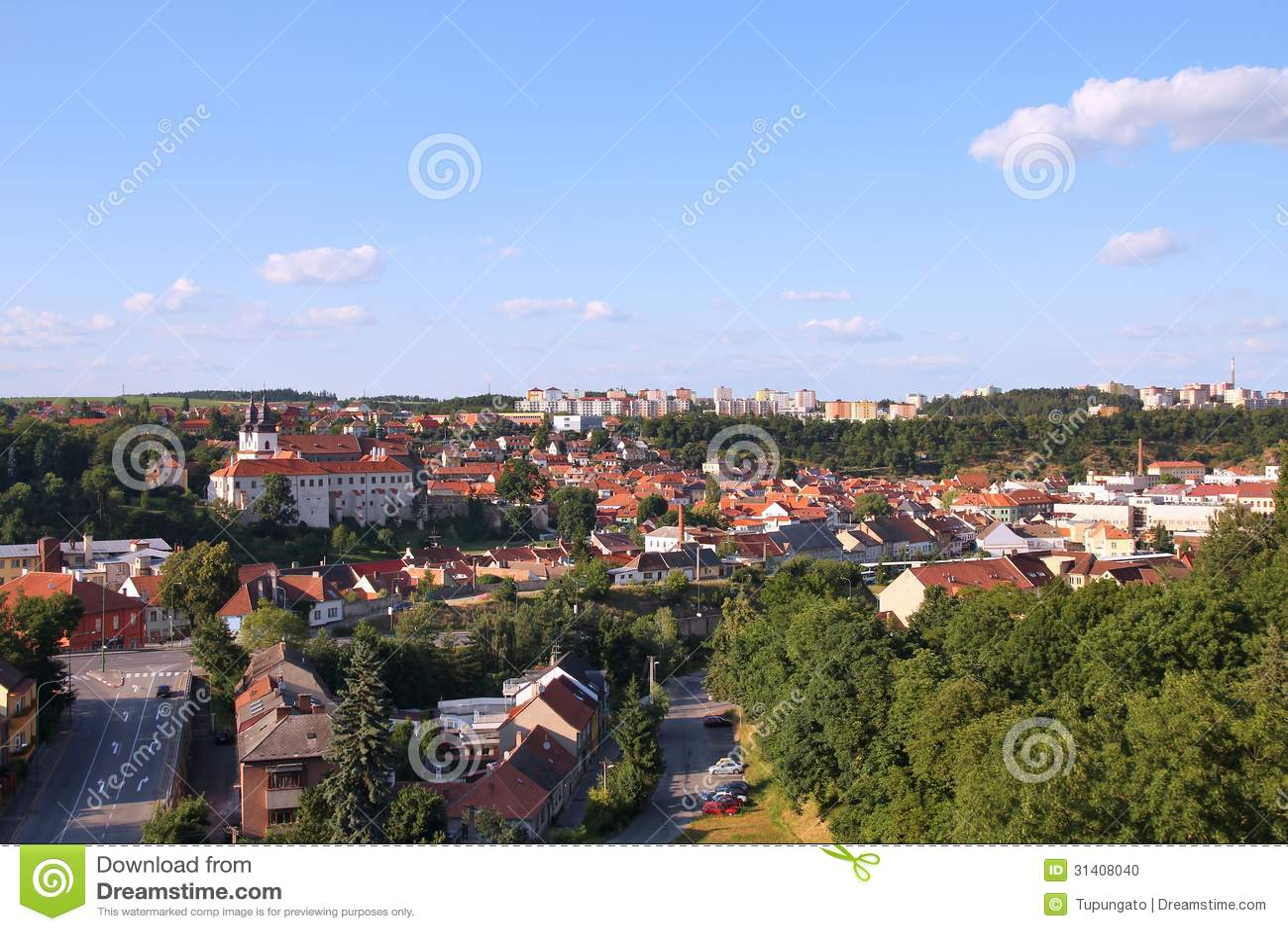 Trebic, republika czech