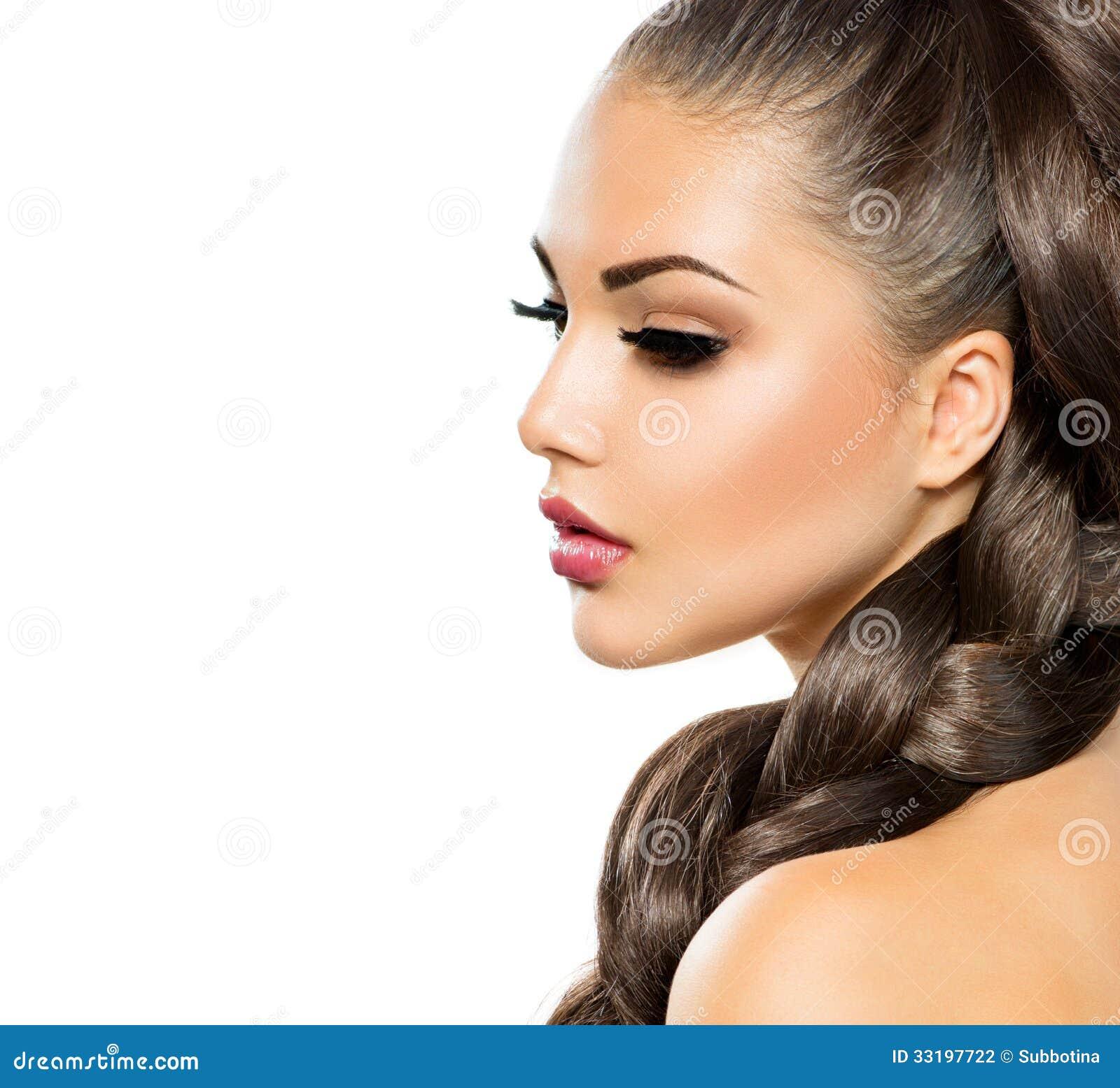 Treccia dei capelli