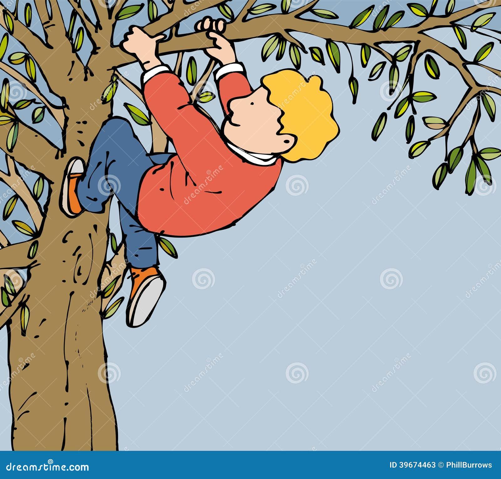 Boy Climbing Tree Stock Illustrations 401 Boy Climbing Tree Stock Illustrations Vectors Clipart Dreamstime Or should i say morning. dreamstime com