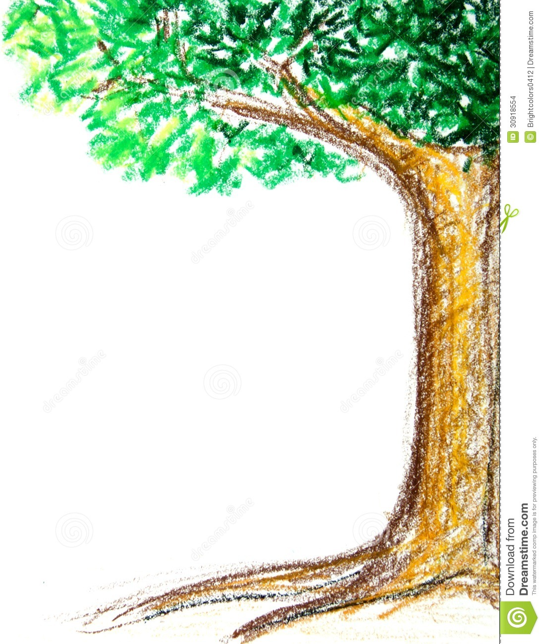 This is a photo of Irresistible Tree Background Drawing