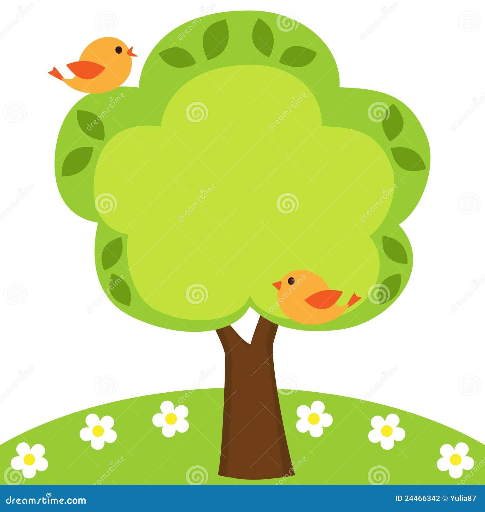 Tree Frame Stock Photography Image 24466342