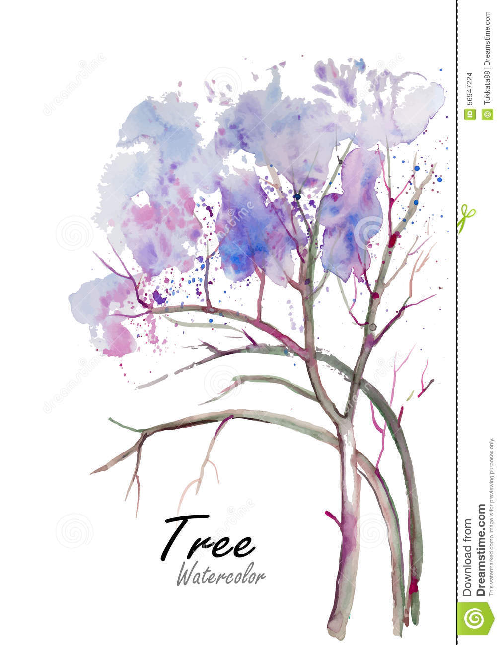 How To Paint Branches White