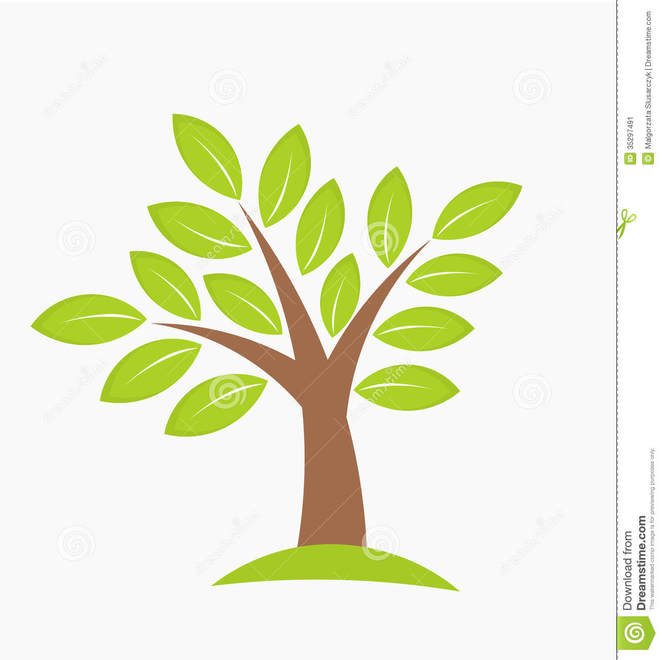 Tree Stock Image Image 35297491