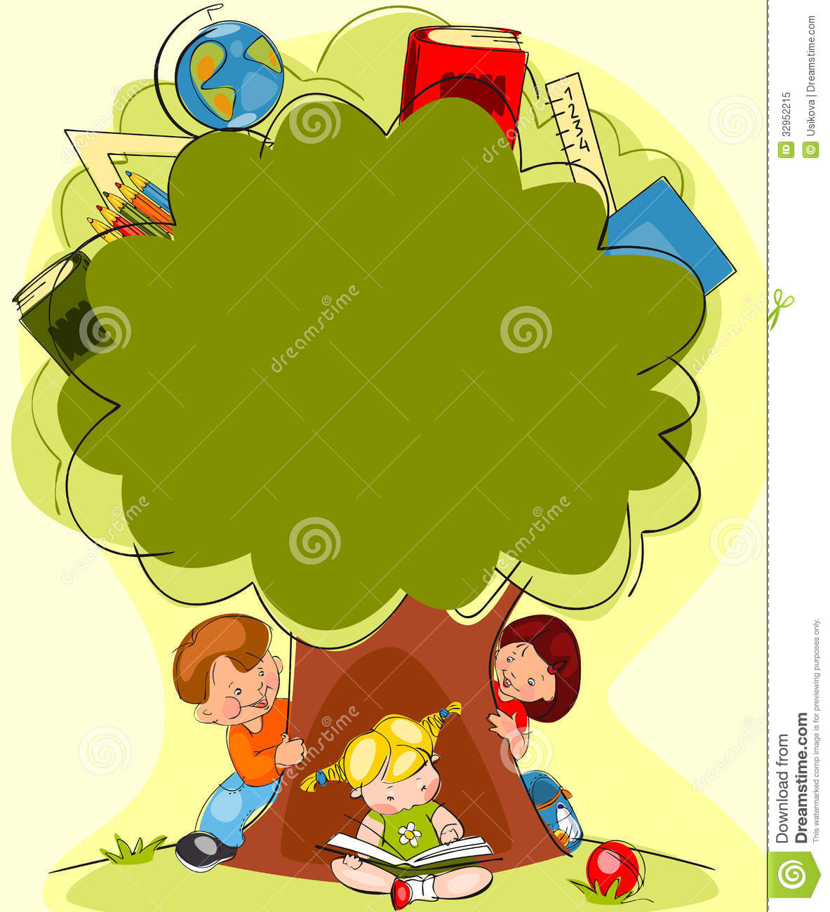 Tree Of Knowledge Royalty Free Stock Photo - Image: 32952215