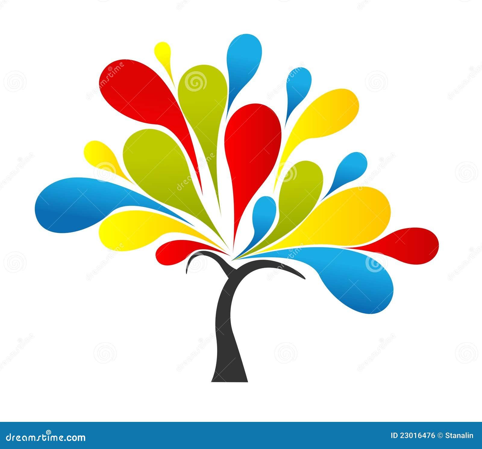 Tree Logo Vector Royalty Free Stock Image - Image: 23016476