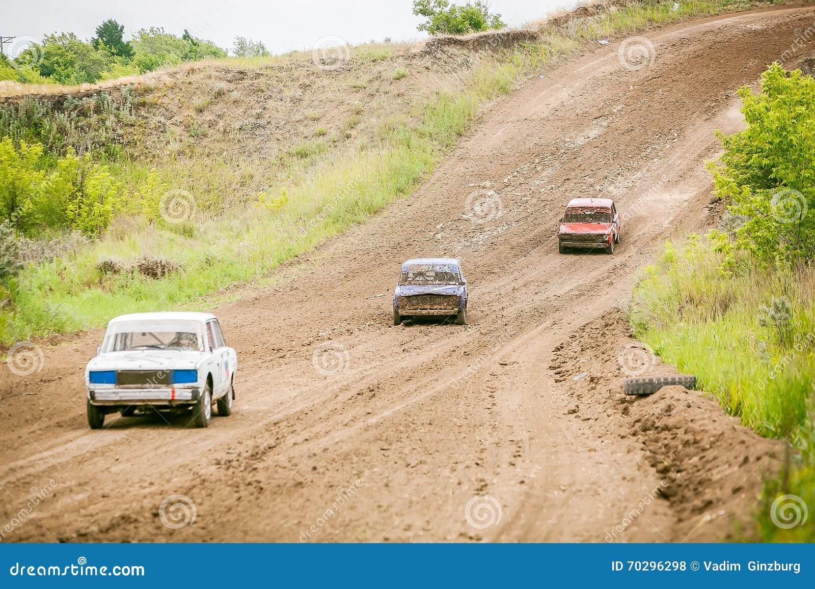 Tree Russian soviet rally cars