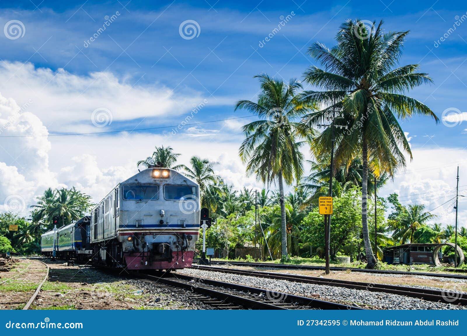 Trein op Spoor