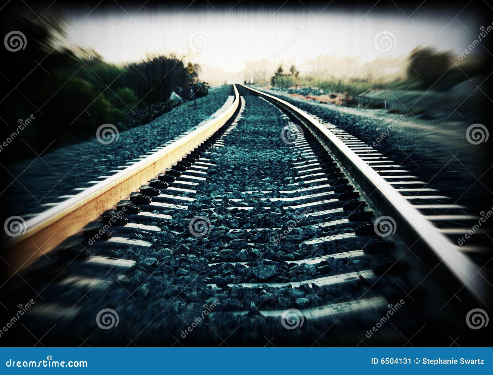 Trein spoor