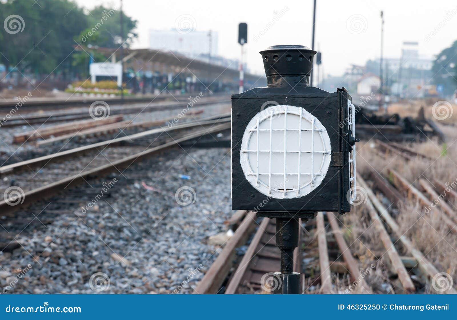Trein teken