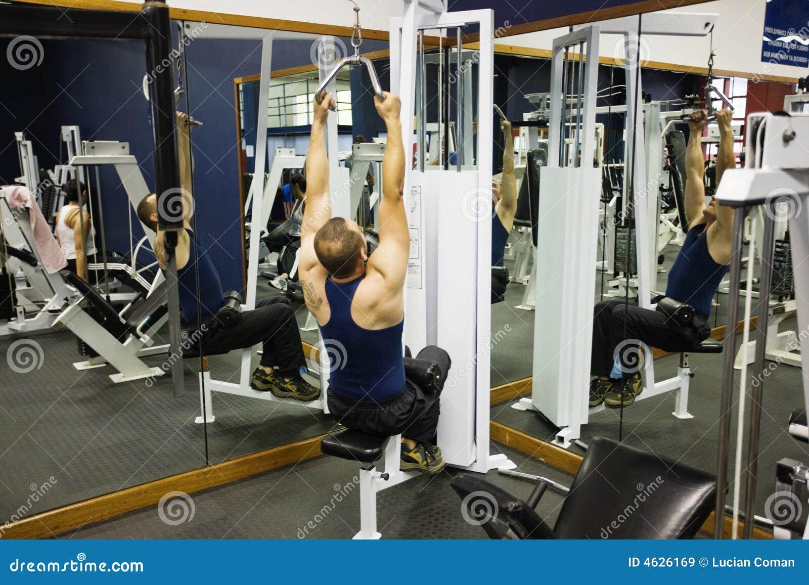 Treinamento da ginástica