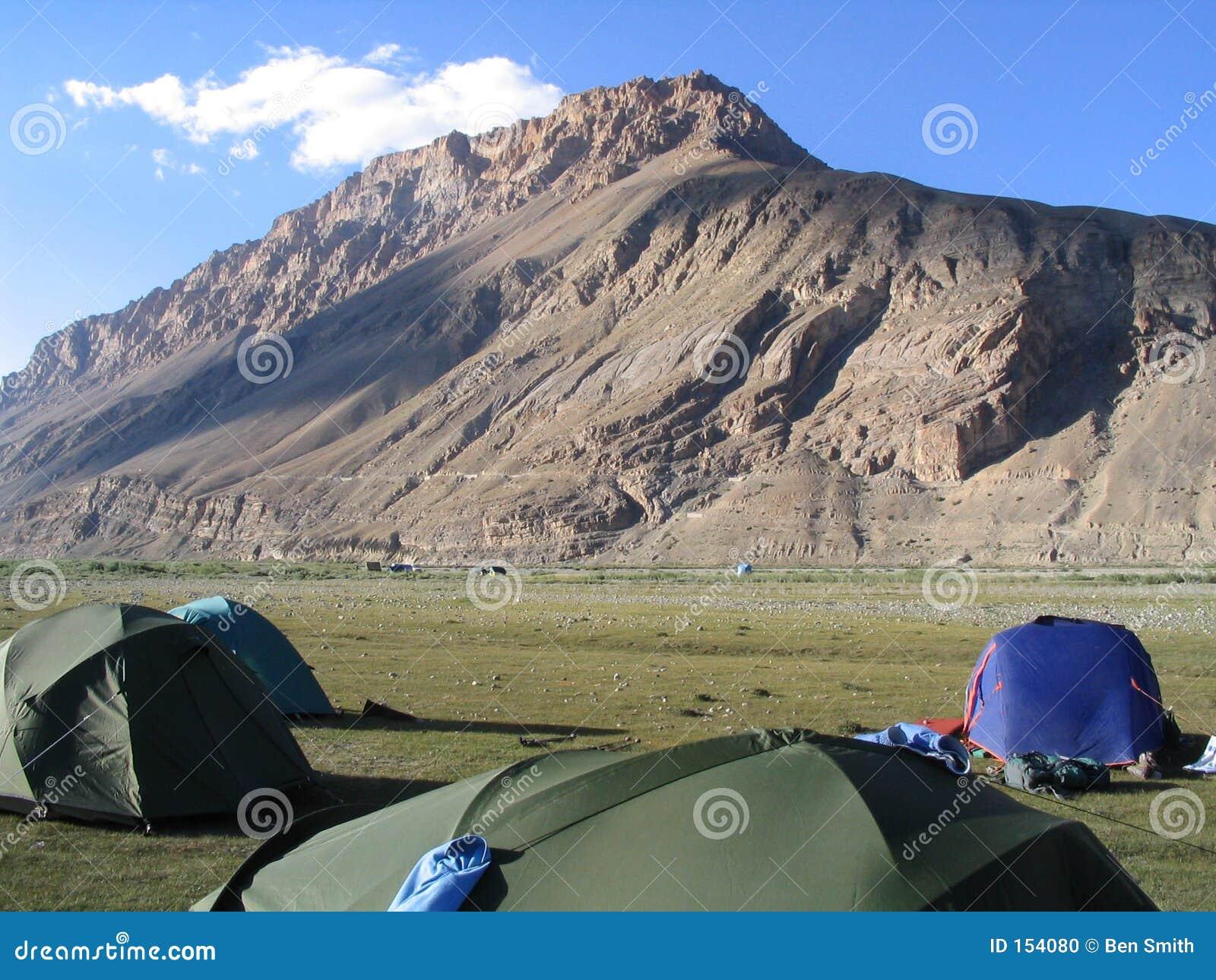 Trek Campsite