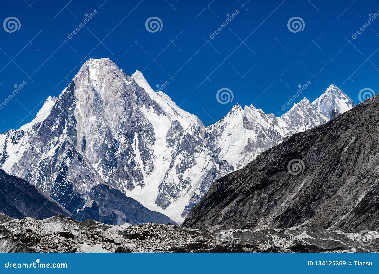 Trekking Pakistans Karakoram K2