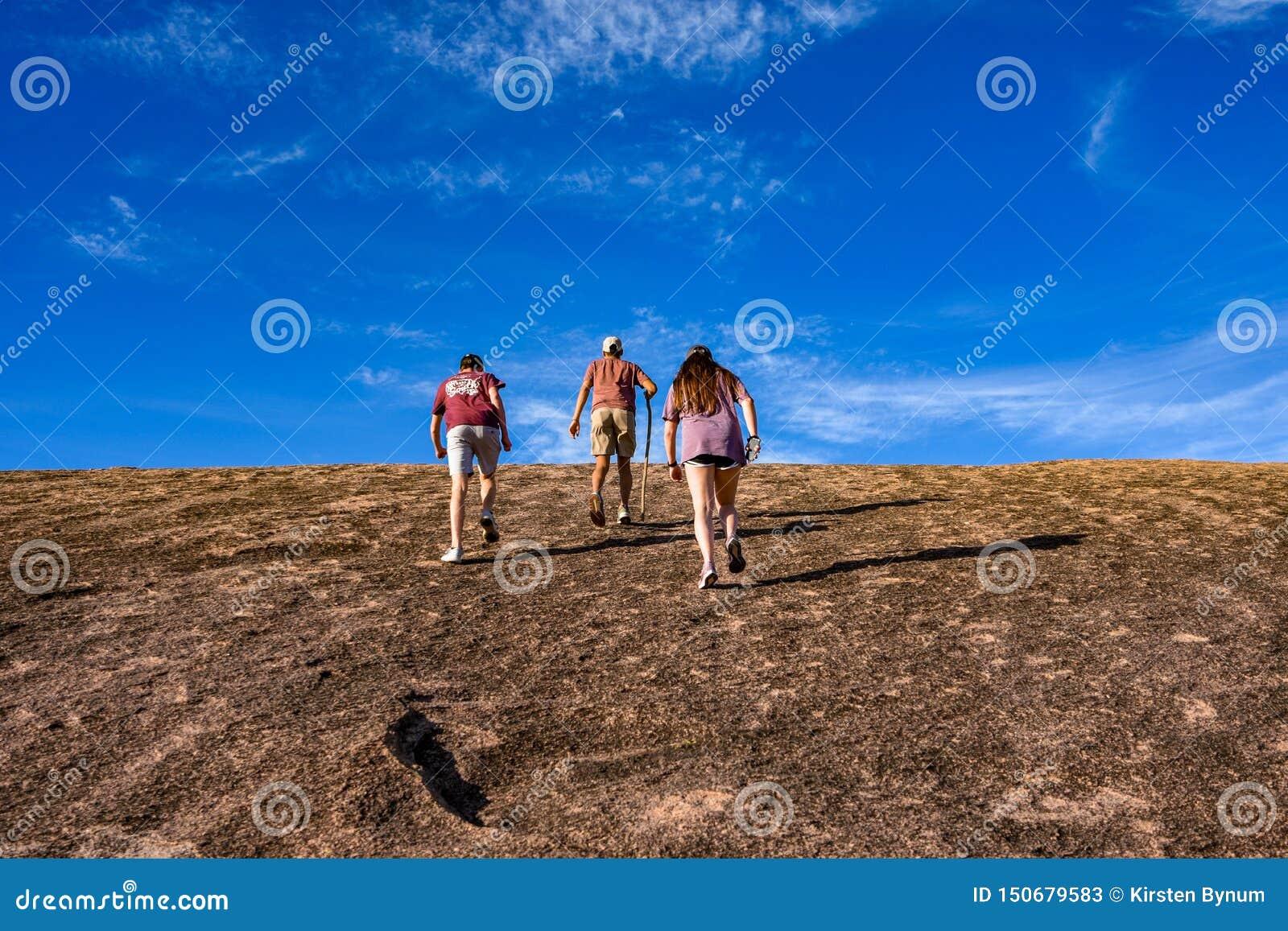 Trekking Verrukte Rots