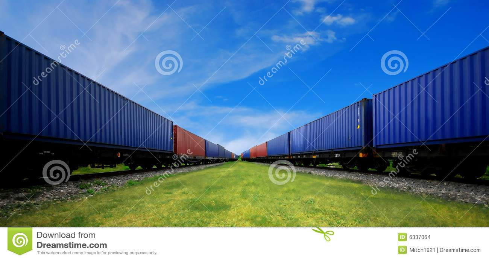 Trem da carga