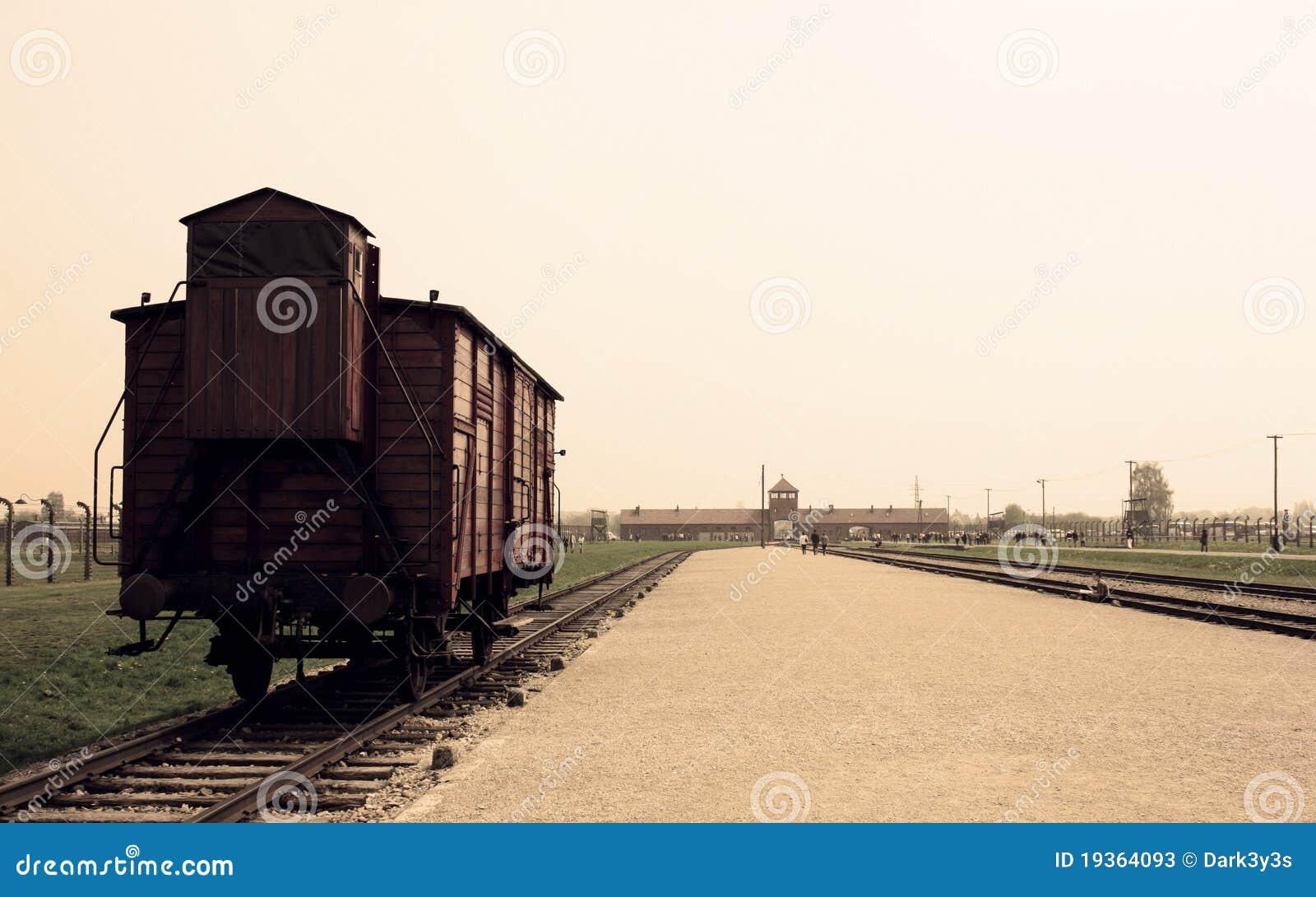 Trem de Auschwitz