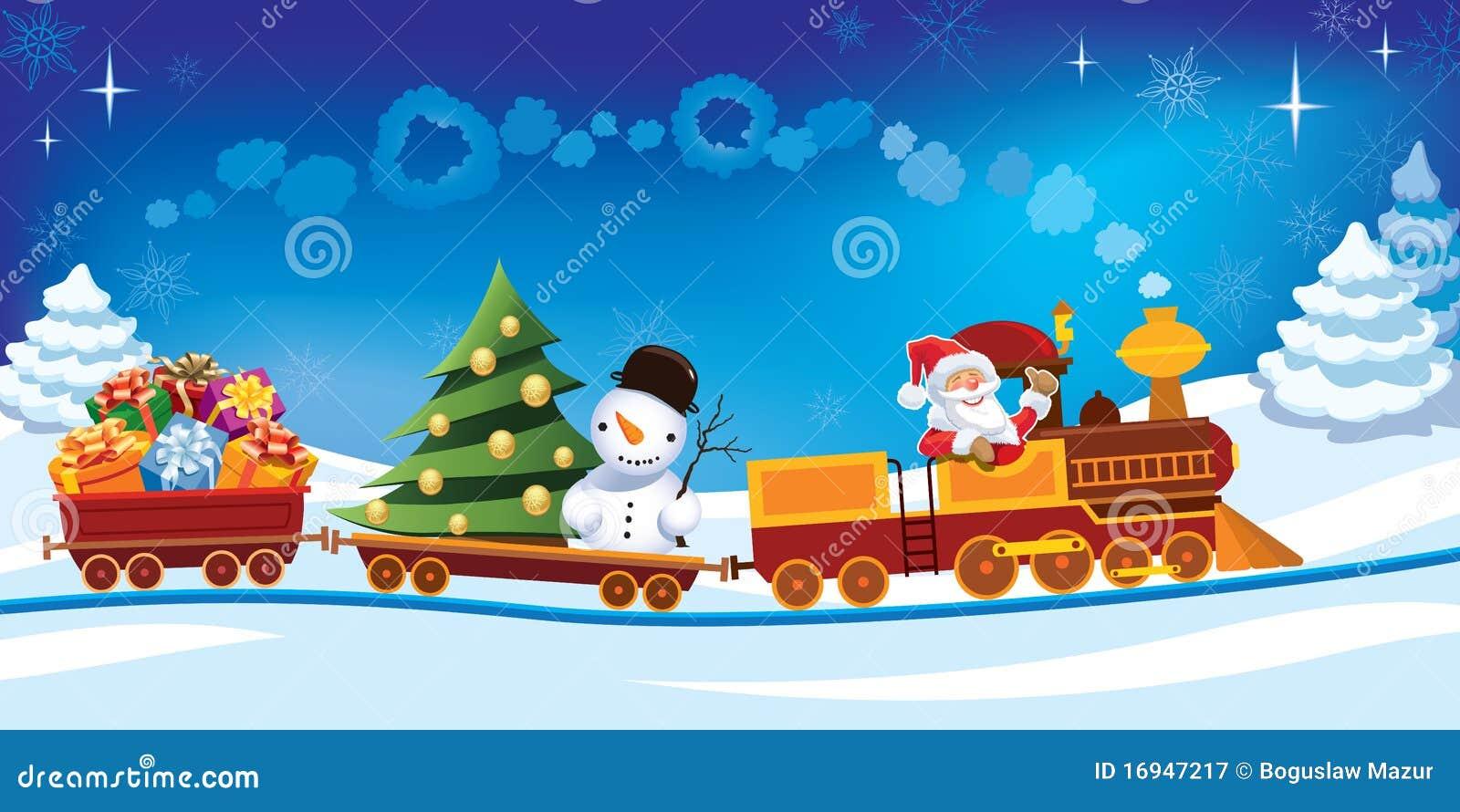 Trem do Natal
