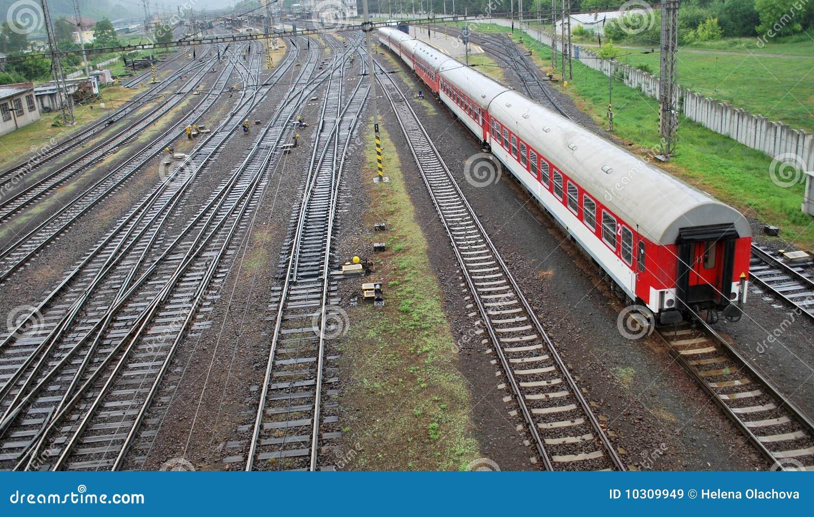 Trem e muita trilha