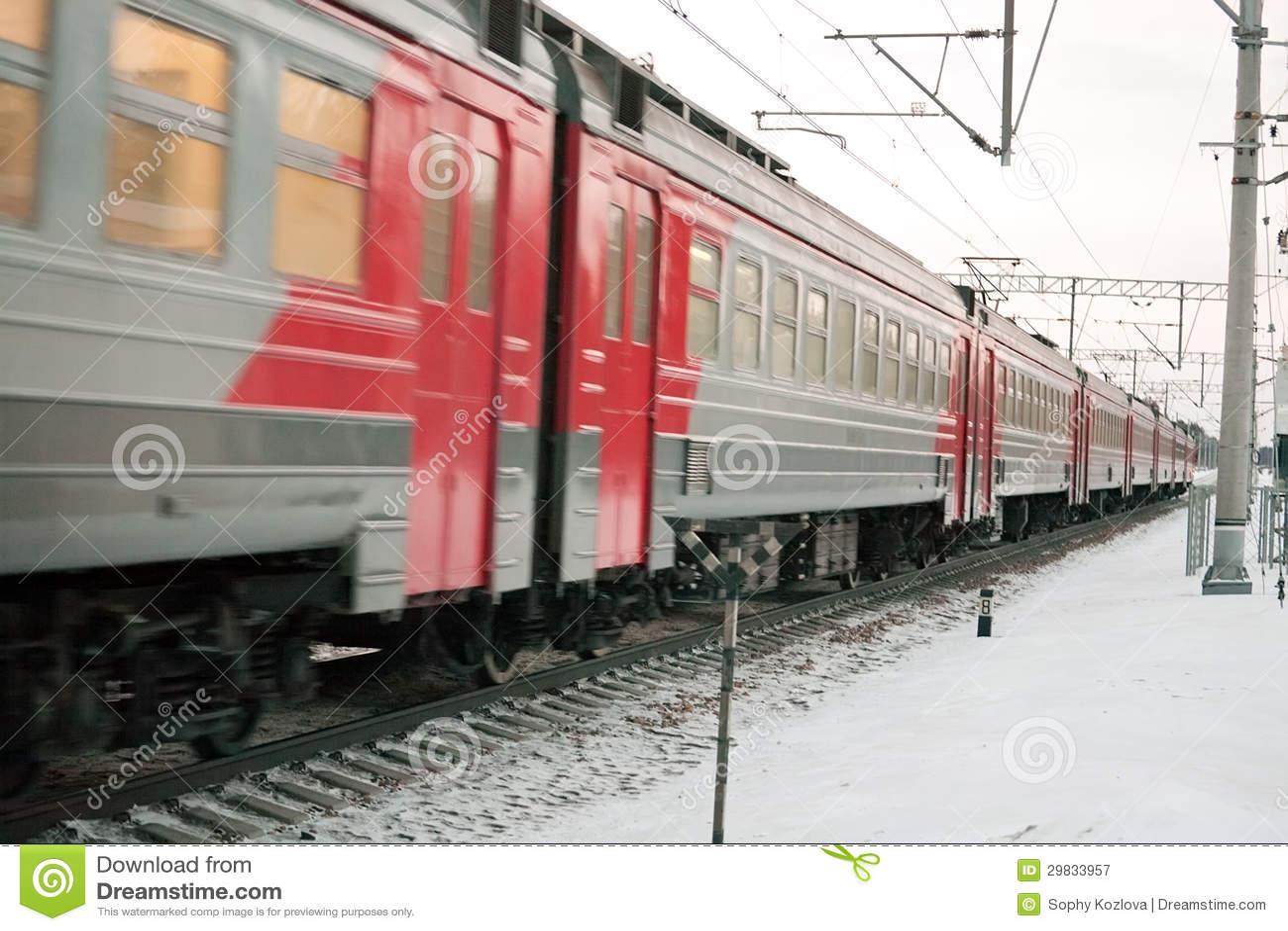Trem suburbano